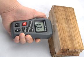 木材水分测试仪纸箱地板含水率湿度测量仪测定仪检测仪测湿仪