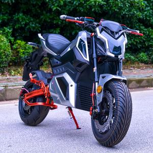 领90元券购买新款小猴子m5小怪兽z6电动摩托车