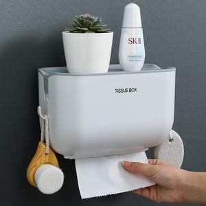 领2元券购买创意卫生纸盒卫生间厕纸家用置物架