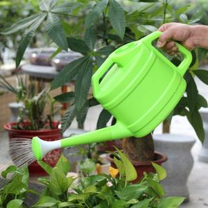 多功能浇花两用壶手按加厚喷水壶