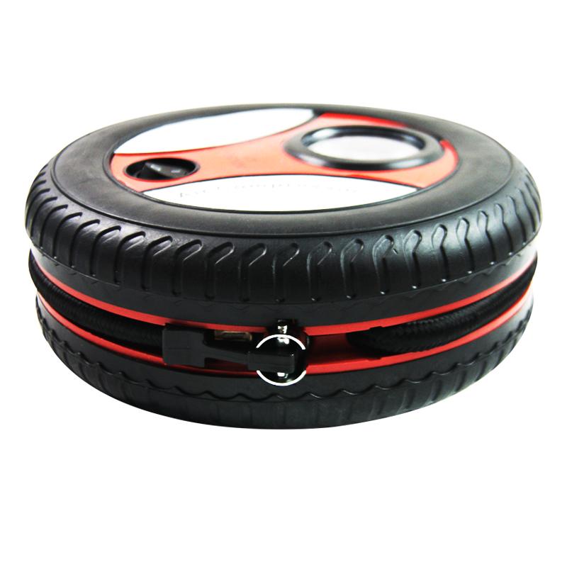 車載充氣泵汽車打氣筒車載打氣泵汽車輪胎充氣機保險 應急工具
