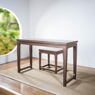 Столы антикварные,  Музыка простой старый вяз древний гусли стол табуретка простой страна школа стол алтарь смысл каллиграфия живопись стол дерево шпилька древний чжэн (гусли) стол сделанный на заказ, цена 7382 руб