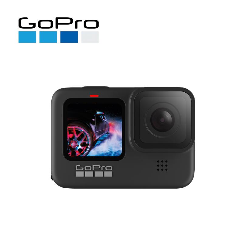 狗9现货GoPro gopro9高清5K运动相机摄像防水防抖青岛风采数码