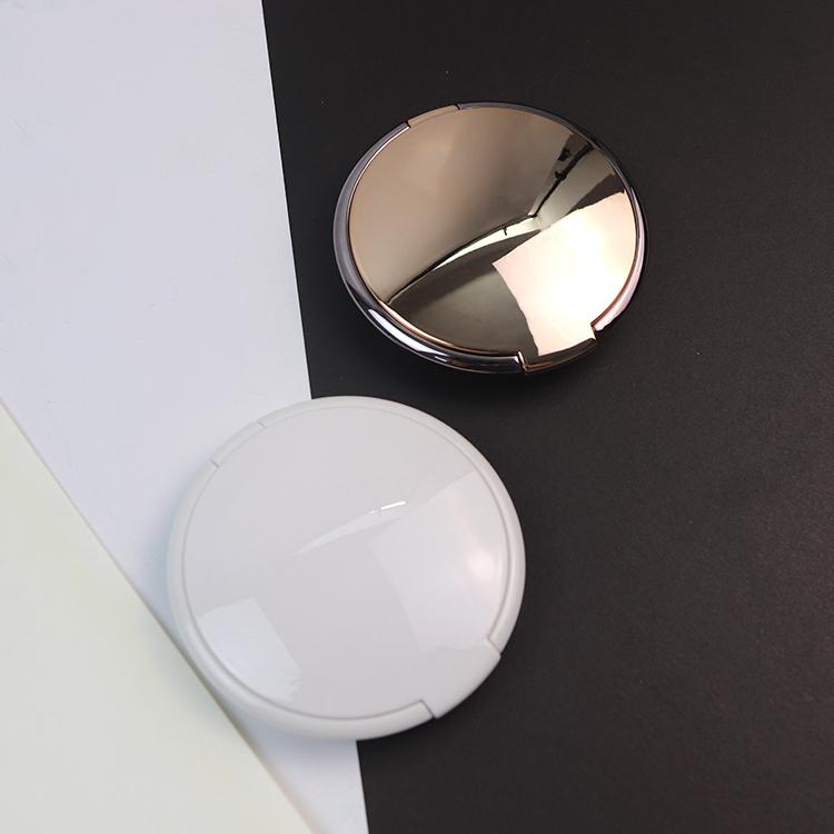 超薄型のUFOは鏡のタイプの携帯用のつけまつげの収納ケースを持っています。