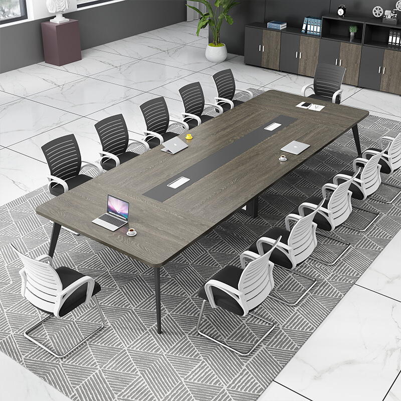 New furniture assembly other desks office desks simple modern meeting room desks and chairs combination training table large negotiation table