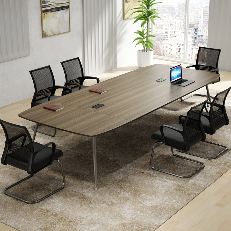 Big new assembly other tables and chairs simple modern conference room strip table office table negotiation table training reception table