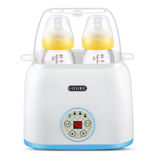 Germany warm milk machine disinfection two in one automatic warm milk intelligent heating constant temperature hot milk God Machine baby bottle heat preservation
