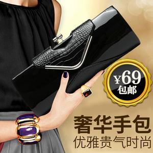 女包2021新款时尚手拿包大容量手抓包名媛晚宴包手包女小包链条包