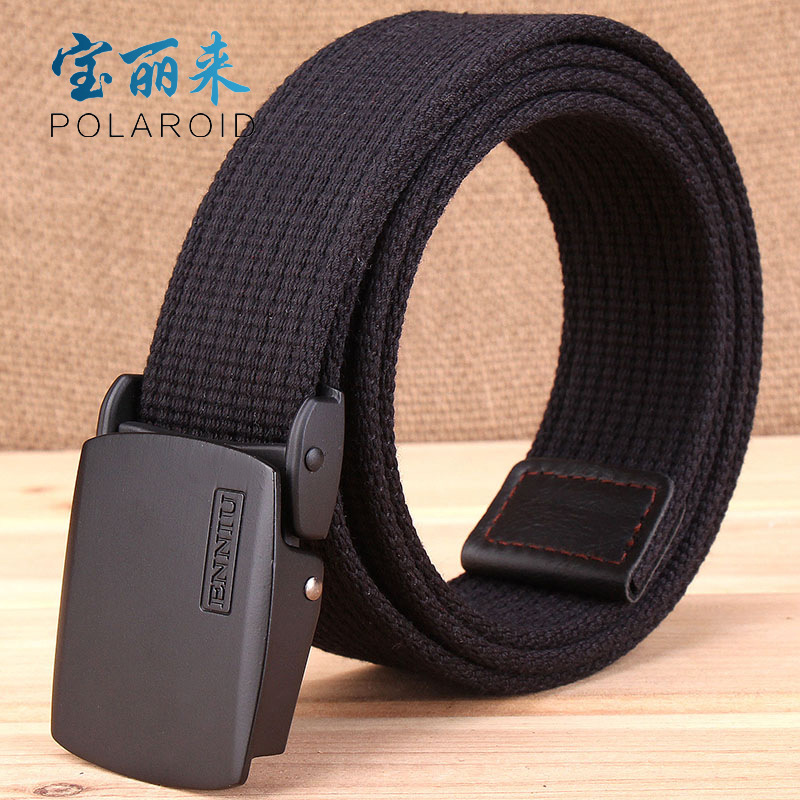Thickened canvas inner belt, casual outdoor anti allergy mens pants belt, Russian special forces < military tactical belt