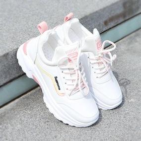 小白鞋运动鞋春秋季2021年新款女鞋