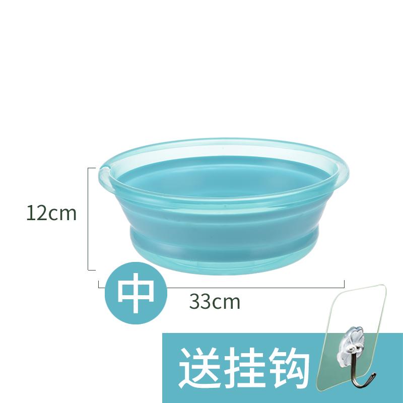 Японский прозрачный голубой среда - отдавать 1 крючок