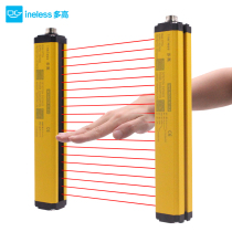 Safety Grating Sensor Infrared alarm induction Detection photoelectric protector switch strip light curtain