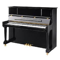 黑色直腿PS125TB舒尔茨全新立式钢琴