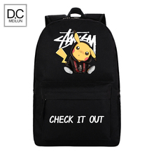 Animation cartoon co branding fashion brand primary school students middle school students backpack backpack boys and girls campus Korean version