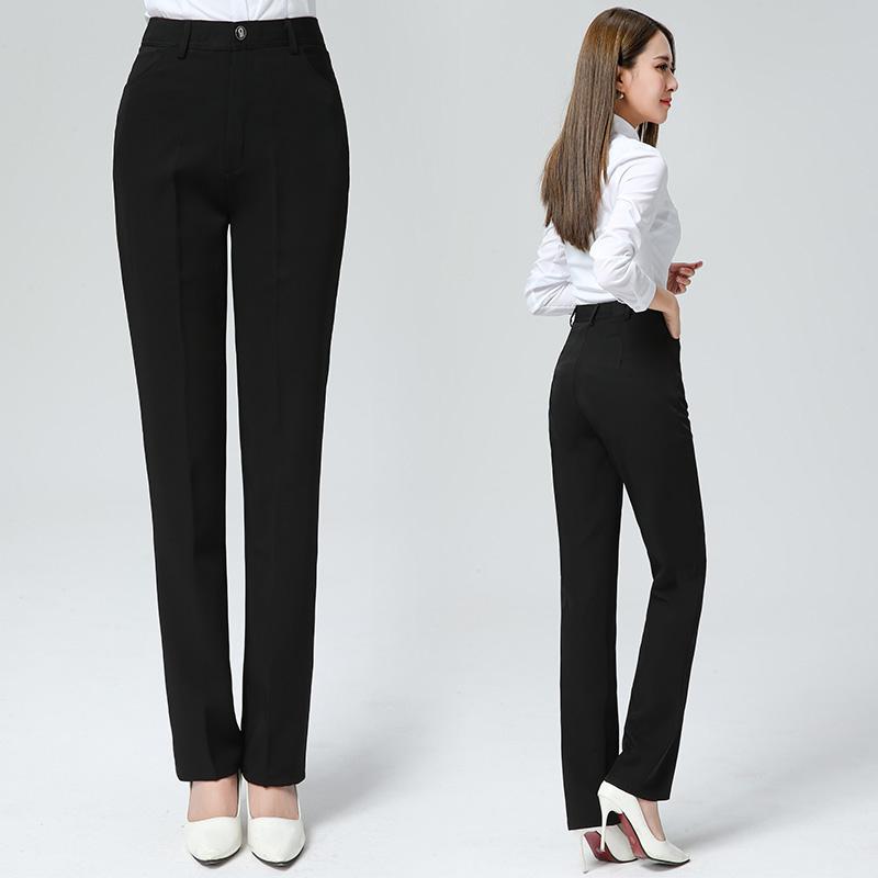 黑色西裤女质量揭秘