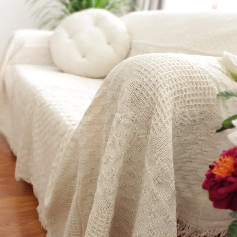 北欧风宜居家厚沙发布全盖网红遮盖沙发巾春夏沙发垫盖布沙发套罩