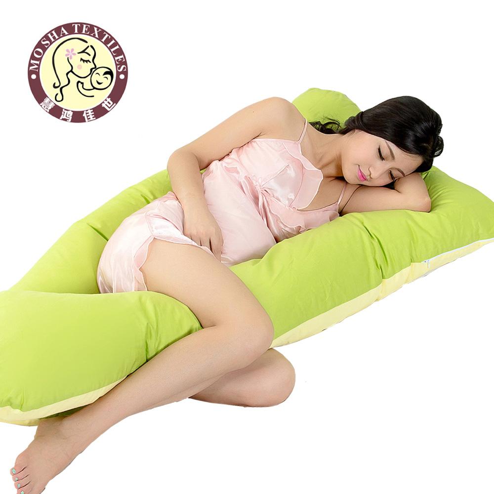 慧鴻佳世 孕婦枕護腰枕護腰側睡 孕婦枕頭 U型枕多 睡枕