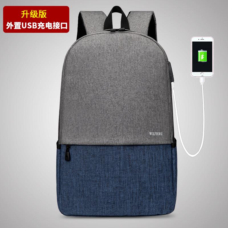 Повседневные мужские сумки Артикул 598085743302