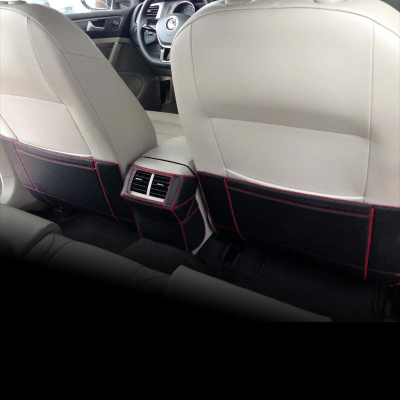廣汽傳祺GS4 GS5 GS8 GA5 GA3S汽車裝飾內飾改裝 座椅防踢墊