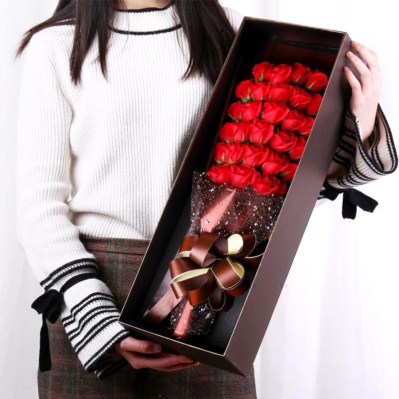 七夕情人节礼物送女生女朋友礼盒(非品牌)