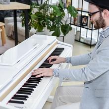 智能電子鋼 道爾頓電鋼琴88鍵重錘成人初學者兒童學生專業家用數碼
