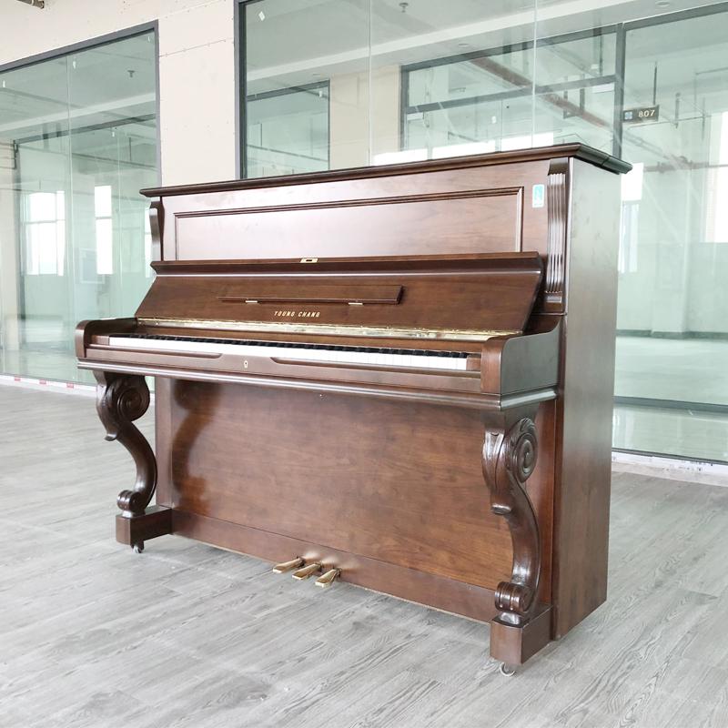 英昌U121F/NFM韩国原装进口二手家用钢琴成人专业初学考级立式