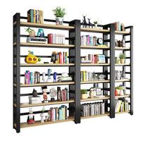 书架落地客厅铁艺展示简约现代货架质量怎么样