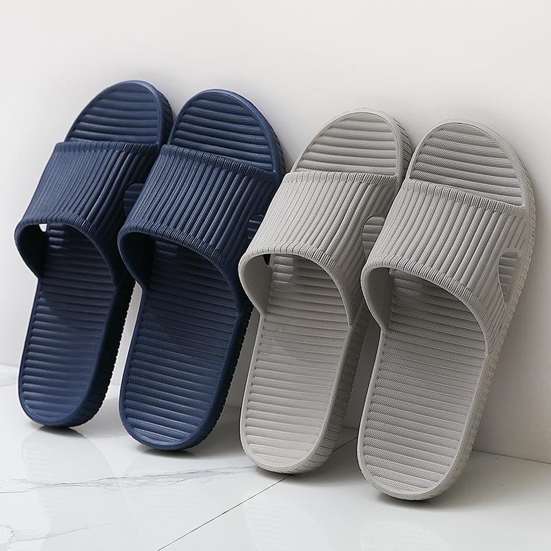 男大码夏天室内软底浴室洗澡凉拖鞋用后反馈