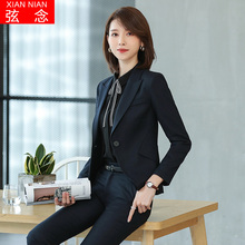 Formal women's suit fashion 2019 new autumn professional women's suit temperament small suit suit suit women's work clothes