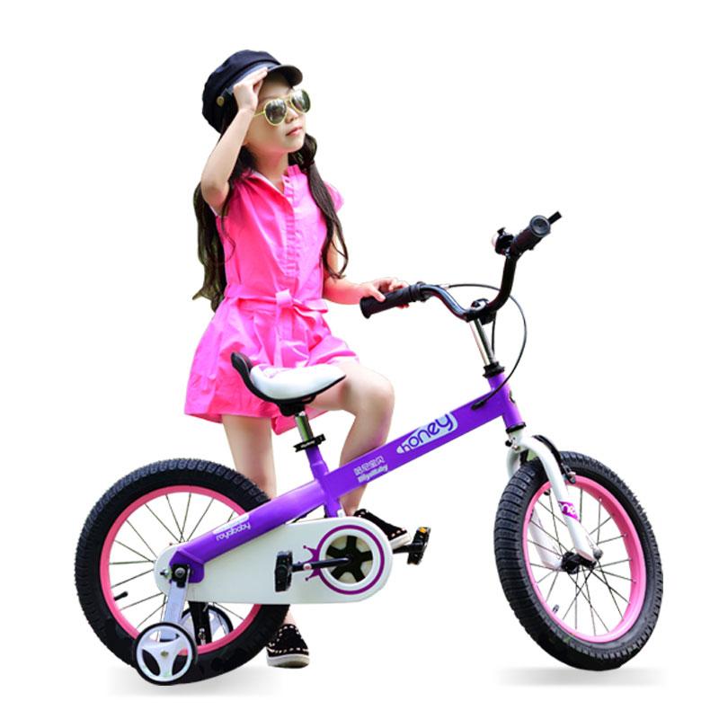 優貝兒童自行車哈尼寶貝12寸14寸16寸18寸2345678歲男女寶寶童車