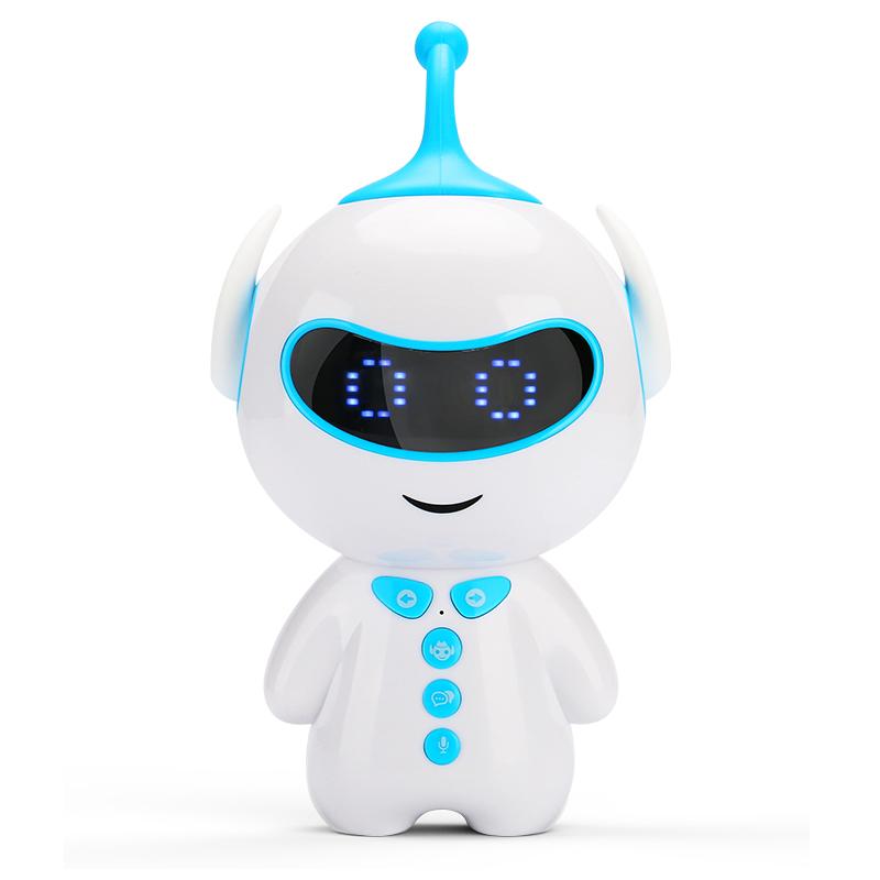 会说话的玩具儿童早教机会讲故事机的机器人智能对话 陪伴机0-3岁