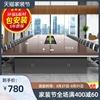 大型会议桌长桌简约现代办公桌子好用吗