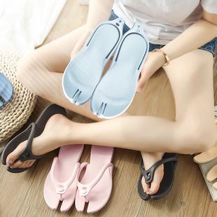 便携可折叠拖鞋旅游游泳洗澡防滑鞋女旅行非必备神器浴室出差用品
