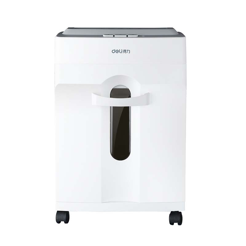 Deli paper shredder electric quiet high power large capacity security office and home small shredder