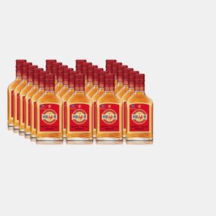 中国劲酒 35度 125ml*24瓶 劲牌保健酒整箱装 超市同款 小劲酒图片