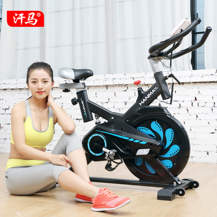 Dynamic Cycling Exercise Bike HANMA 汗马 615 Indoor Dynamic Cycling Gym Fitness Equipment