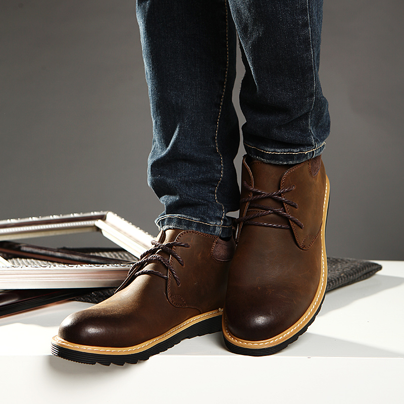 s leather shoes in winter 2015 tooling shoes shoes