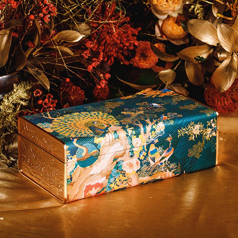 故宫月饼朕的心意故宫食品锦盒瑞琳福禧吉丽月饼中秋节礼品送礼