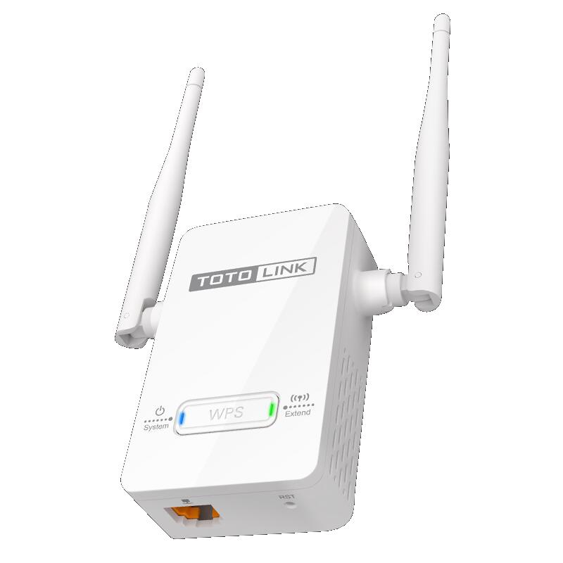 totolink无线wifi信号扩大增强器ap中继wf放大wi—fi扩展网口路由器无线转有线wlan家用网络接收大户型穿墙王