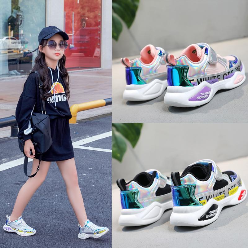 女童儿童2019夏季新款时尚休闲鞋(非品牌)