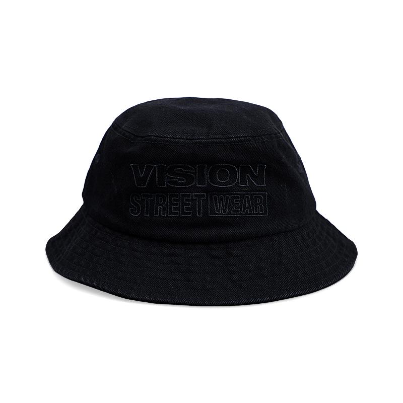 VISION STREET WEAR银泰专柜2020夏新品男女同款渔夫帽V203NT9042