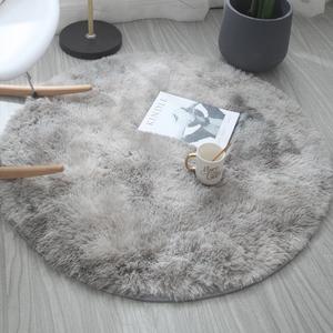 圆形地毯吊篮瑜伽垫电脑椅地垫房间卧室地毯床边毯客厅地毯茶几毯