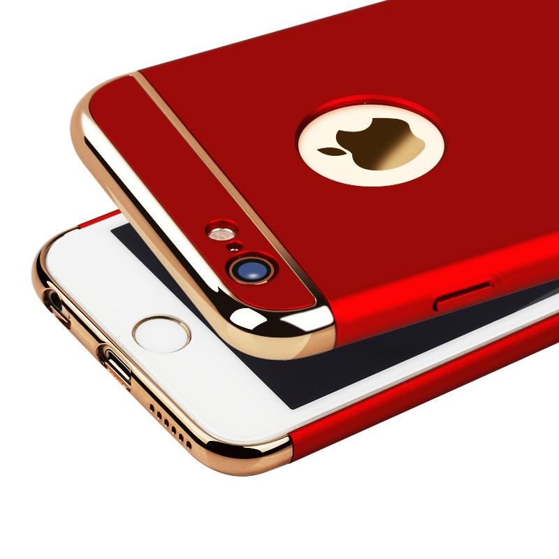 蘋果6s手機殼簡約6 iPhone6s plus女款4.7防摔奢華潮男5.5
