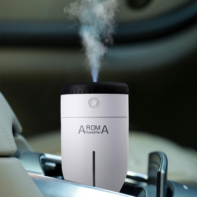 车载空气净化器加湿器
