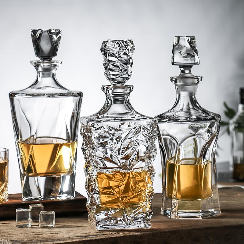 欧式水晶玻璃创意红酒容器醒酒器