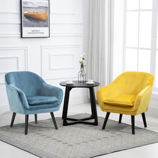 阳台桌椅三件套组合现代简约一桌两椅休闲客厅小沙发网红卧室茶几