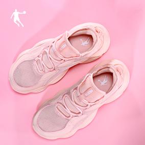 乔丹跑步鞋夏季新款校园跑减震女鞋