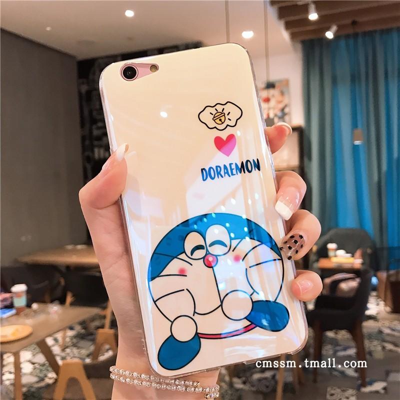 热销7件买三送一蓝光oppok3 reno卡通猫情侣款手机壳