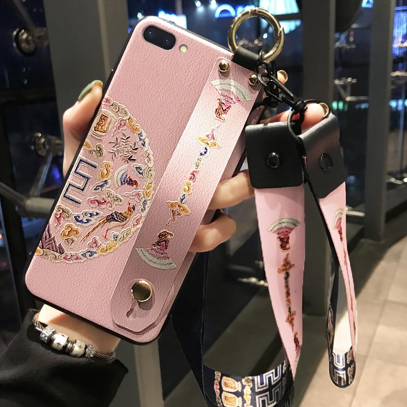 限5000张券oppor11手机壳女r11s吉祥腕带oppor9s硅胶r9 plus中国风防摔