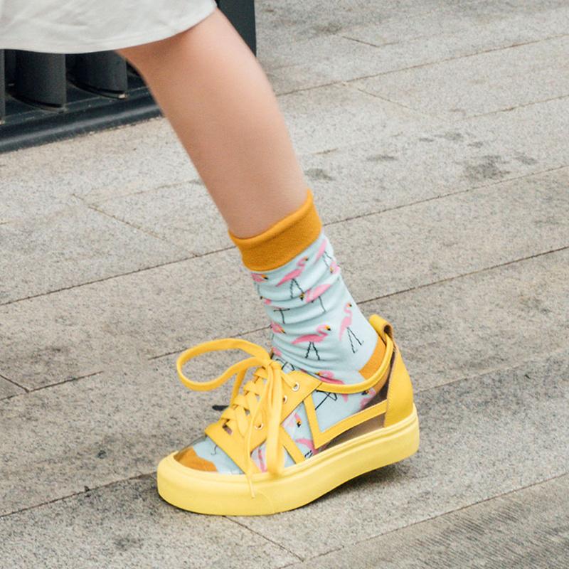 潮糖果色单鞋感觉怎么样呀
